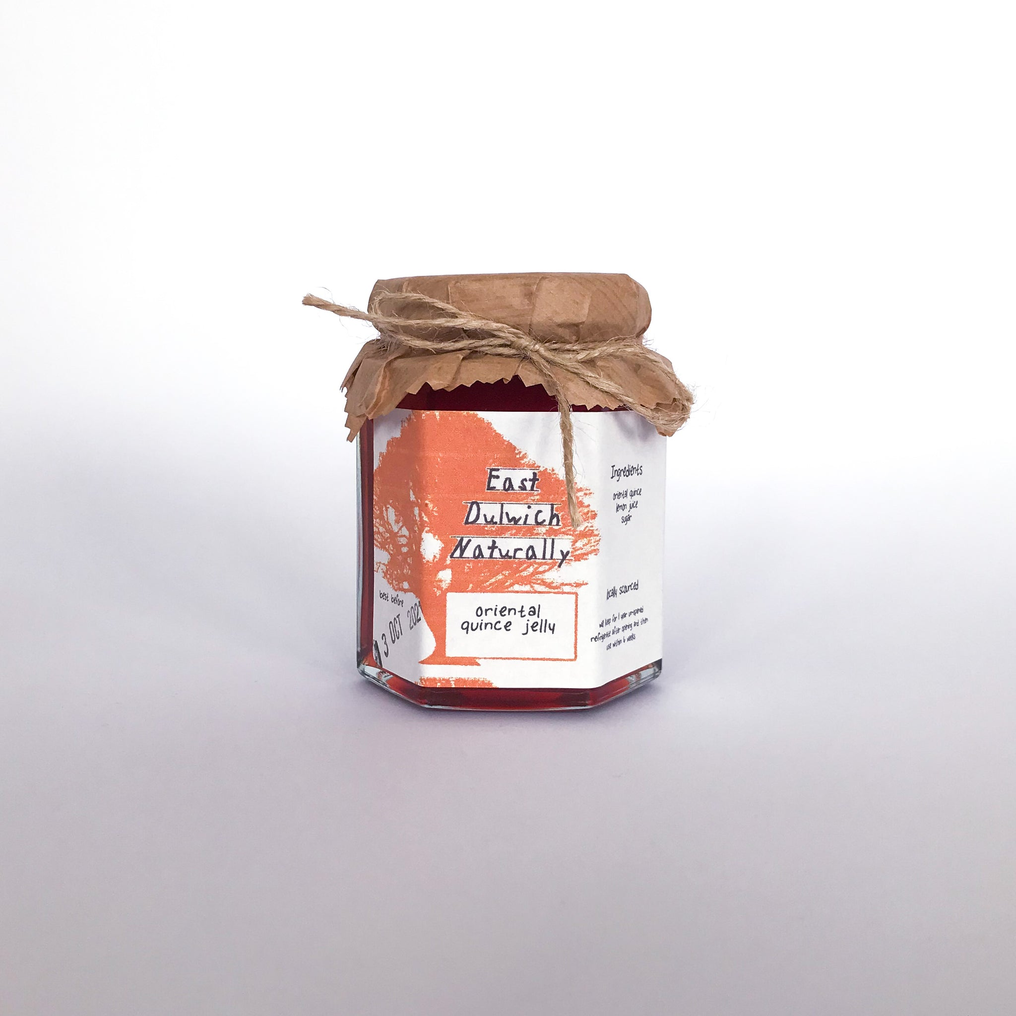 Oriental Quince Jelly