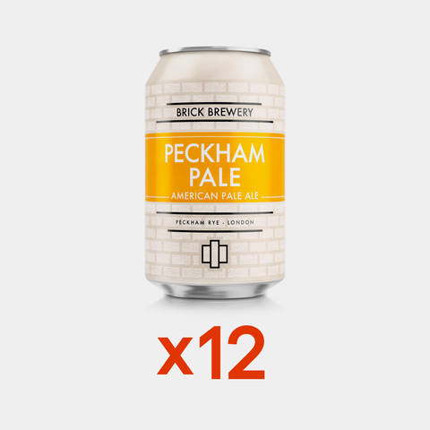 Case of Peckham Pale Ale