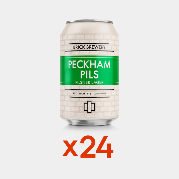 Case of Peckham Pilsner