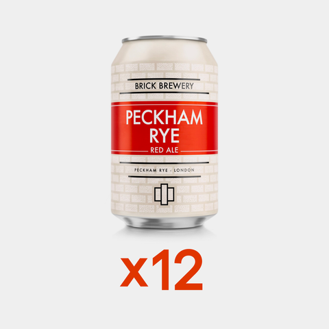 Case of Peckham Rye Red Ale