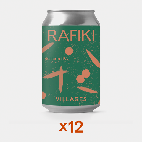 Rafiki Session IPA Case