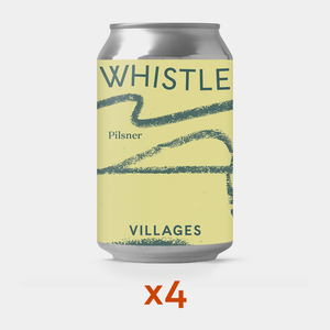 Whistle Unfiltered Lager