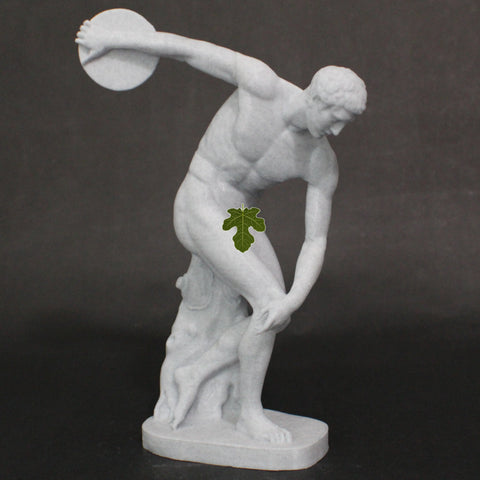 Discobolus of Myron (The Discus Thrower) Replica