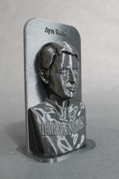 Ayn Rand Bookend