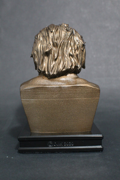 Albert Einstein, Famous German Physicist and Mathematician, Premium Sculpture Bust