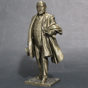 Benjamin Harrison Plaster Statue Replica from University Park, Indianapolis, Indiana