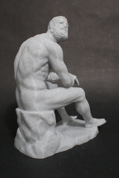 Boxer at Rest (Terme Boxer, Boxer of the Quitinal) Replica