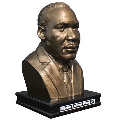 Martin Luther King Jr., Activist and Reform leader, Premium Sculpture Bust