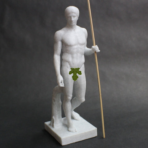 DoryPhoros of Polykleitos (the Spear Bearer) Replica