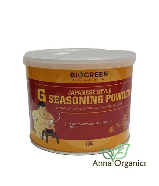 Japanese Style G Seasoning Powder [G粉] 180g