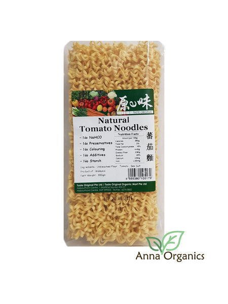 Natural Tomato Noodles [番茄面] 300g