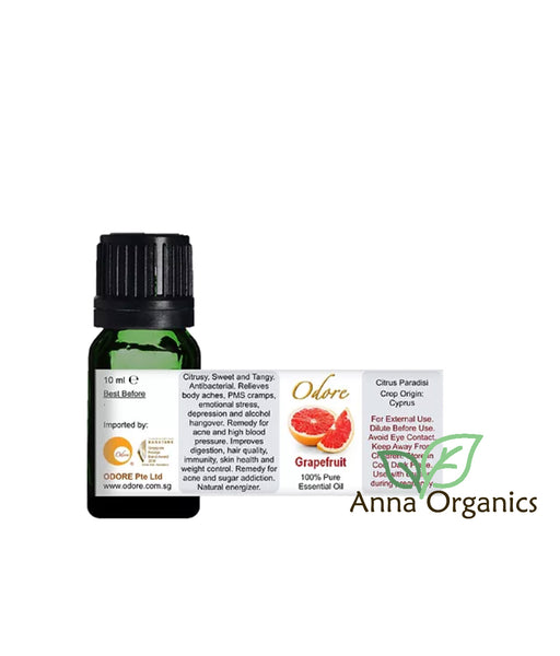 Essential Oil [香精油] 10ml – Grapefruit
