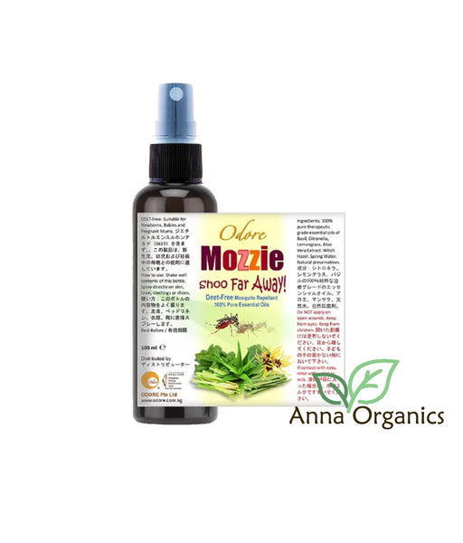Repellent [驱虫剂] 100ml - Mozzie Shoo Far Away