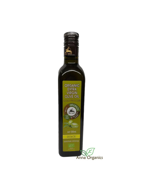 Organic Extra Virgin Olive Oil [有机橄榄油] 500ml