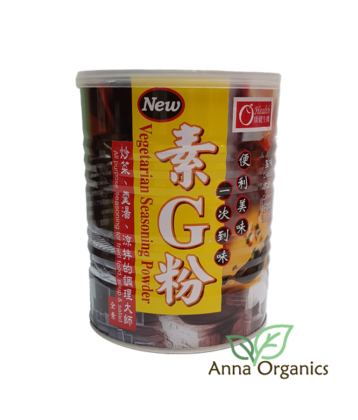 Vegetarian Seasoning Powder [素G粉] 450g