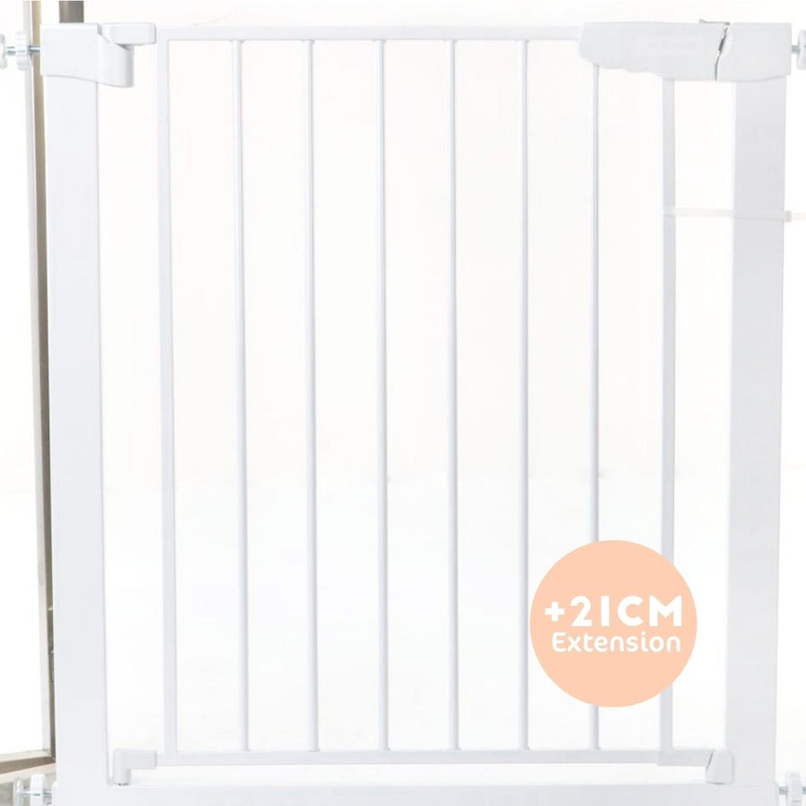 AkselBaby Safety Gate in Classic White - Bambamkids.co