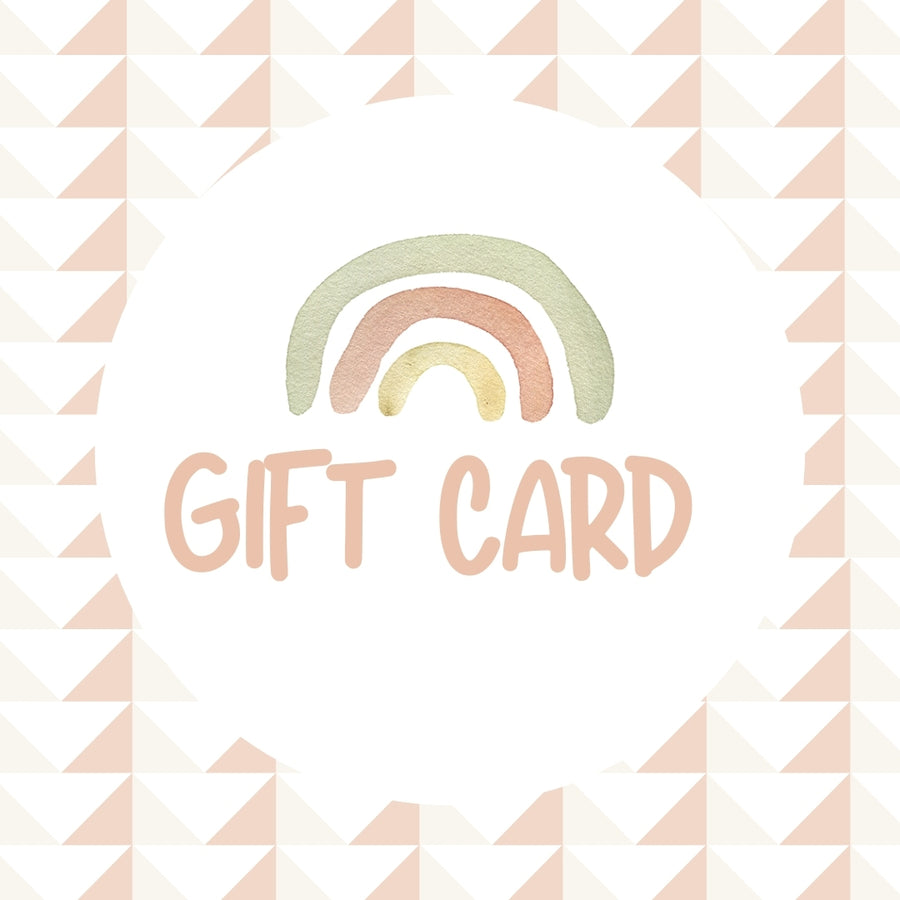 Indulgence Gift Card - Bambamkids.co
