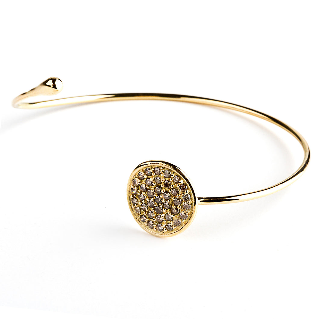Air rose gold bracelet