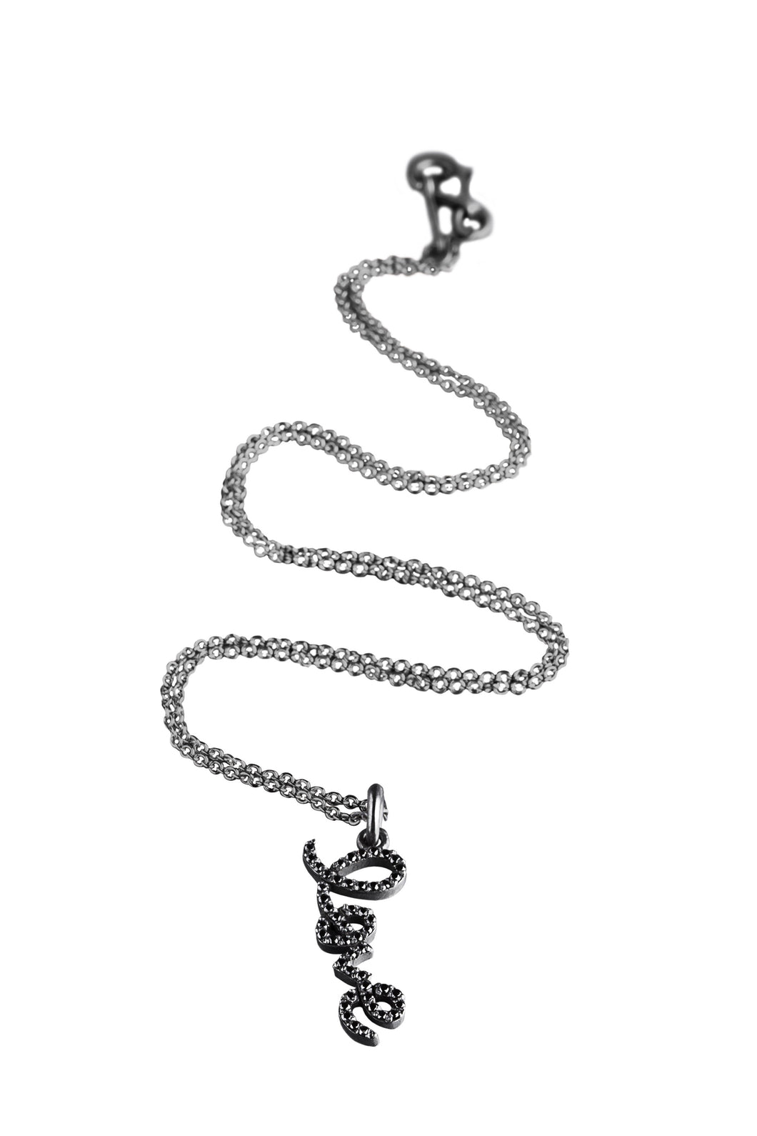 Mini Love Charm - Necklace
