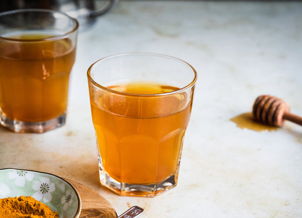 Turmeric Tea: The Ultimate Cough Soother