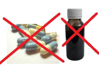 shilajit in liquid or pill form is not authentic shilajit