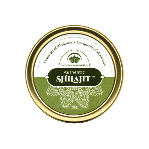 Authentic Shilajit™ (10g) Genuine Himalayan Shilajit