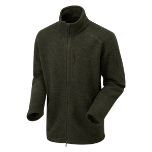 Forest Woolen Jacket Green