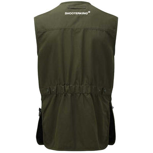 Clay Shooter Vest Green