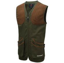 Load image into Gallery viewer, Clay Shooter Vest Green