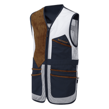 Load image into Gallery viewer, Pro-Trap Vest Blue/White
