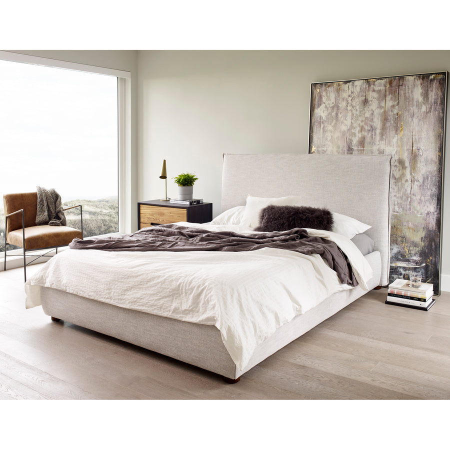 Lacie Upholstered Bed