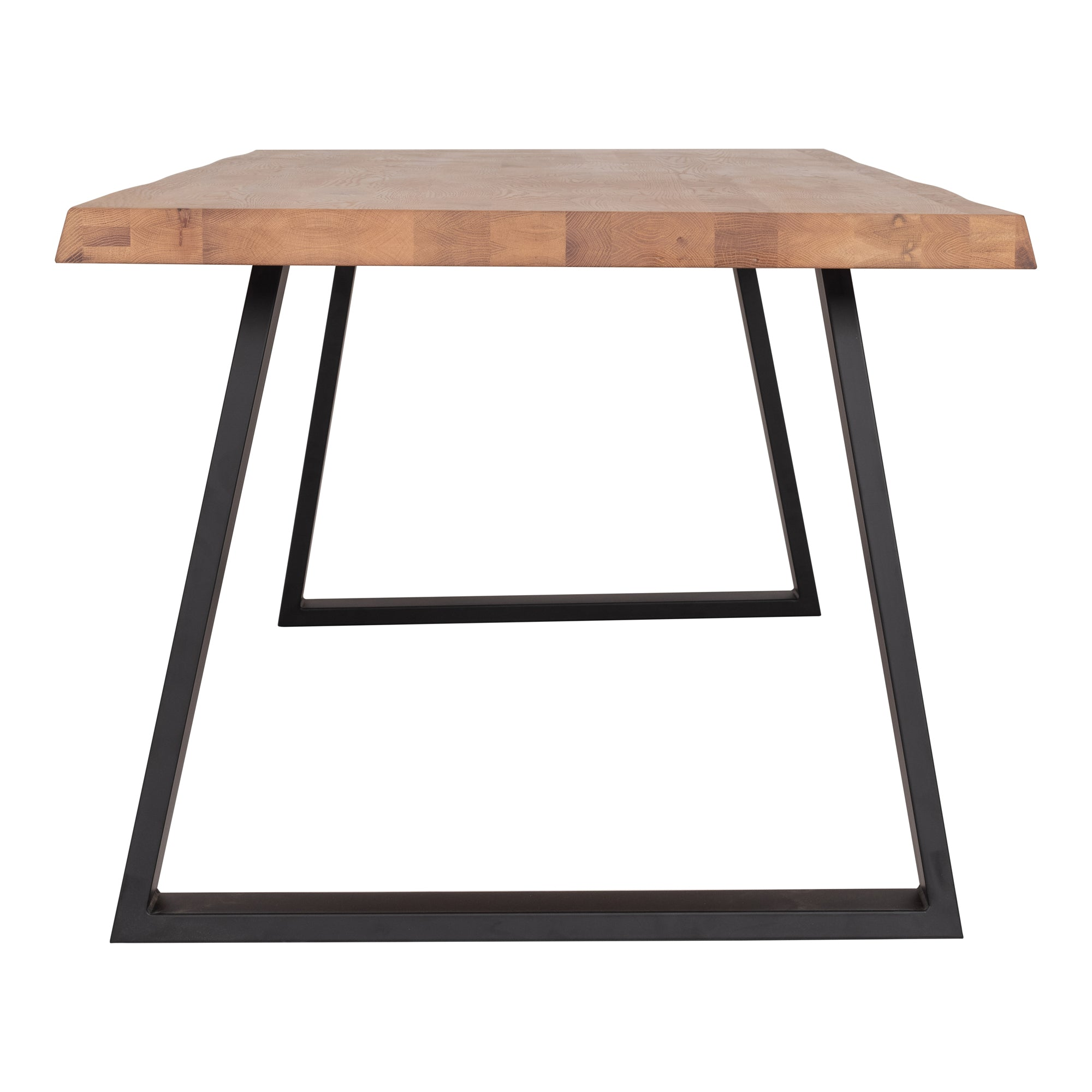 Mila Live Edge Rectangular Dining Table