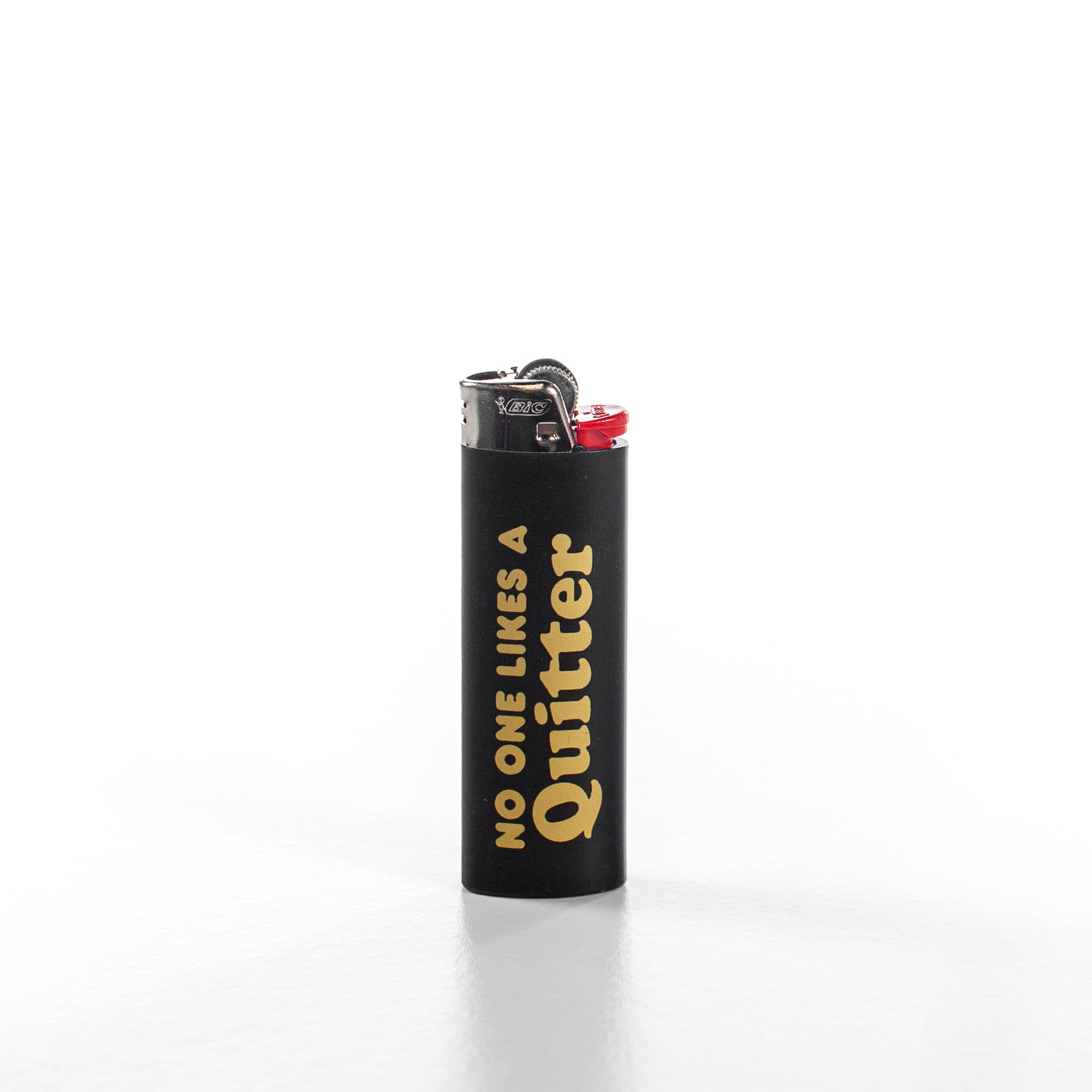 No One Likes a Quitter Lighter