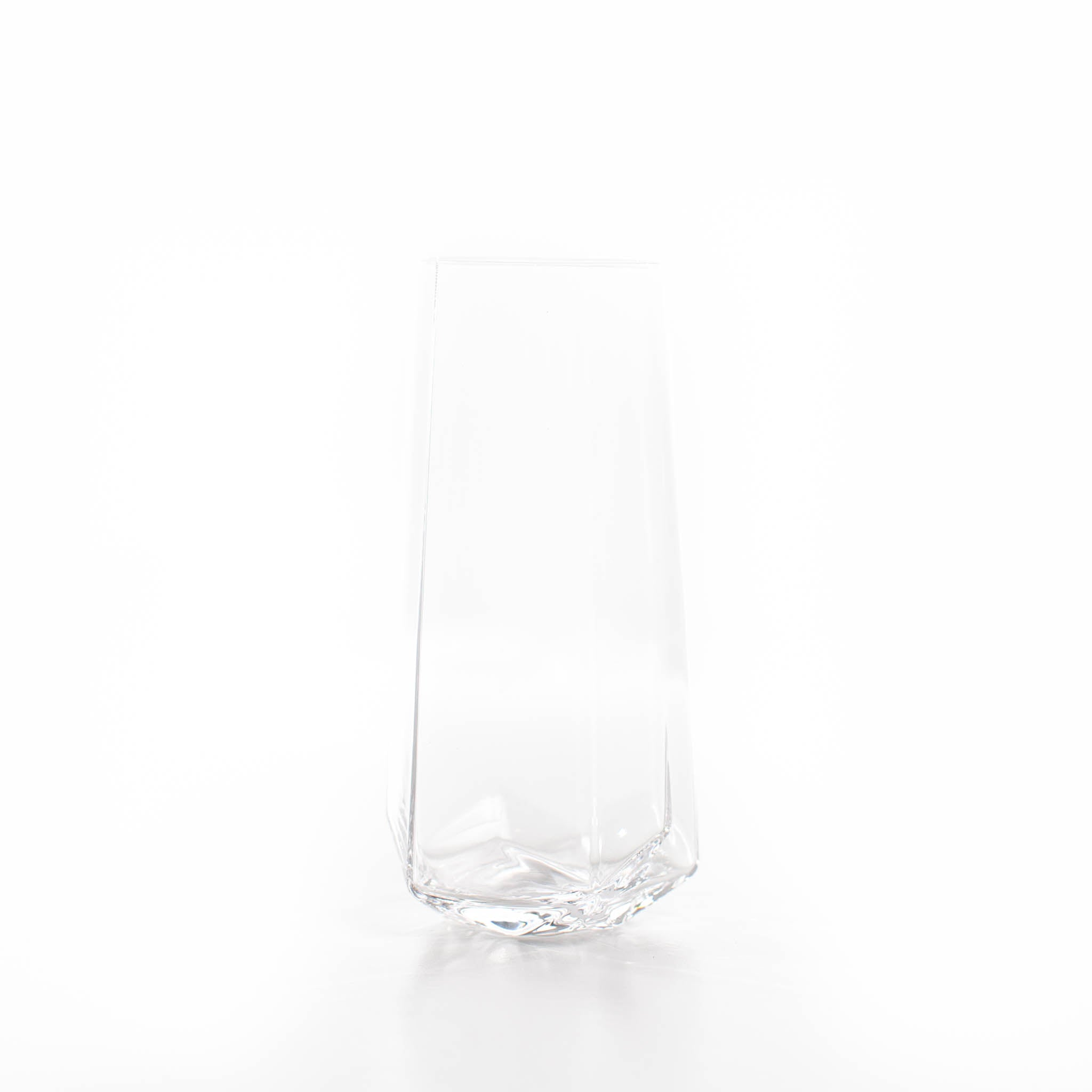 Faceted Crystal Champagne