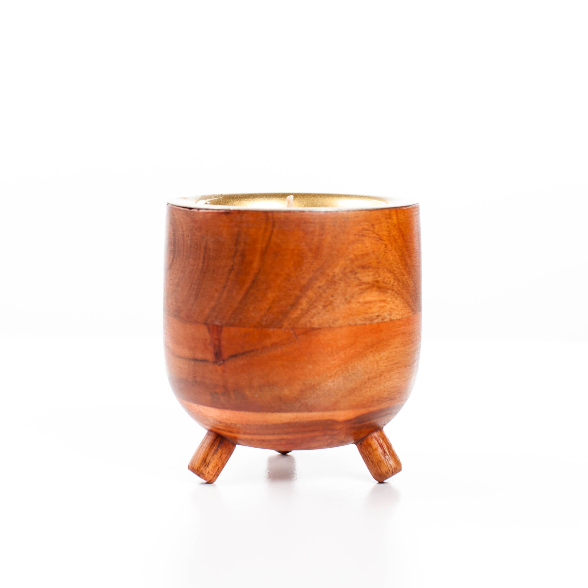 Champagne Barrel Candle