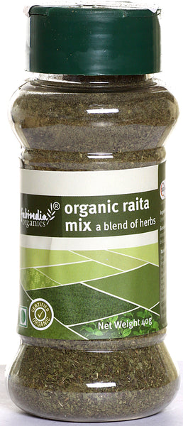 Fabindia Organic Raita Mix a Blend of Herbs