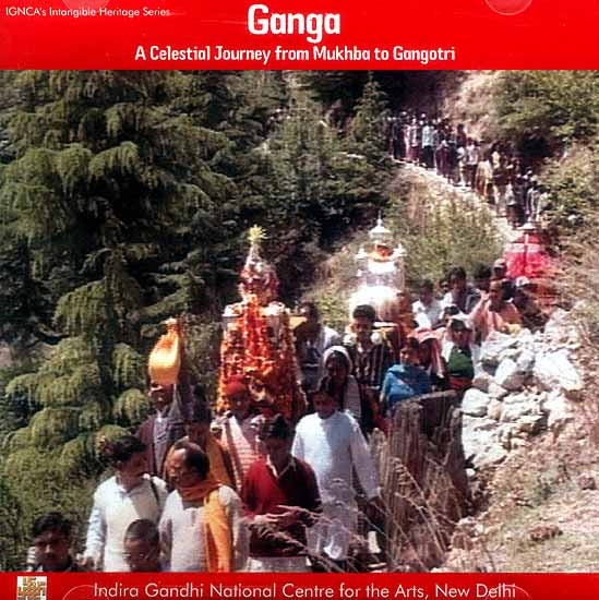 Ganga A Celestial Journey from Mukhba to Gangotri (DVD)