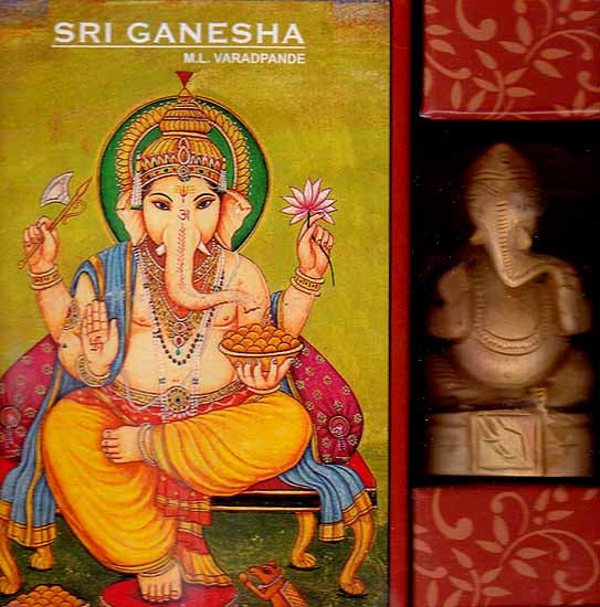 Sri Ganesha (With Sculpture)