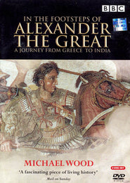 In The Footsteps of Alexander The Great (A Journey From Greece To India) 'A Fascinating Piece of Living History'(Set of 2 DVDs)