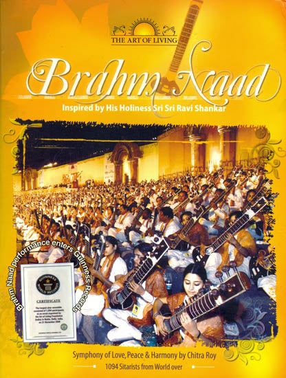 Brahm Naad: 1094 Sitarists from World Over (DVD)