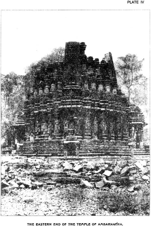 Mediaeval Temples of the Dakhan