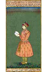 The Nobleman with Prayer Book