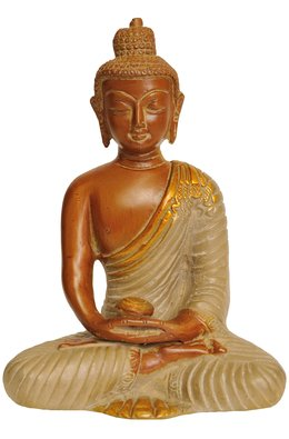 Lord Buddha In Dhyan Mudra (Meditation)