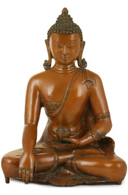 The Buddha in Bhumisparsha Mudra