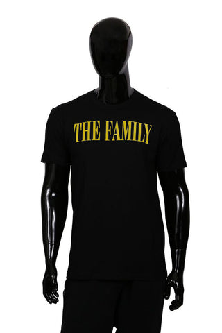 """The Family"" Classic T-Shirt (Gold)"
