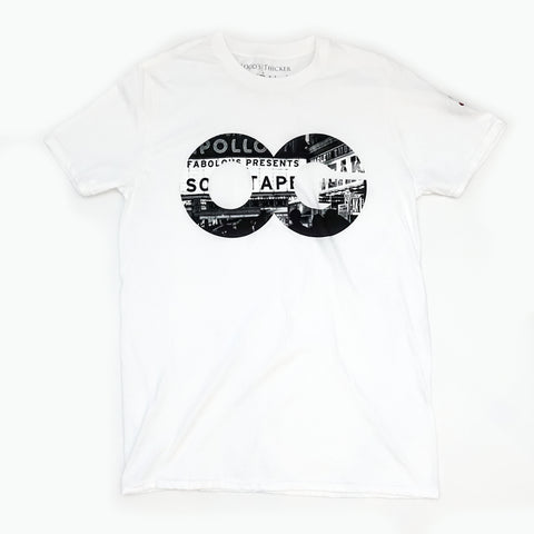 "Soul Tape ""OG"" T-Shirt ( White)"