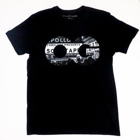 "Soul Tape ""OG"" T-Shirt ( Black)"
