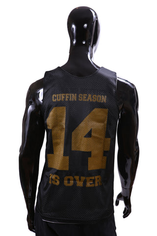 """Cuffin Season"" Reversible Jersey"