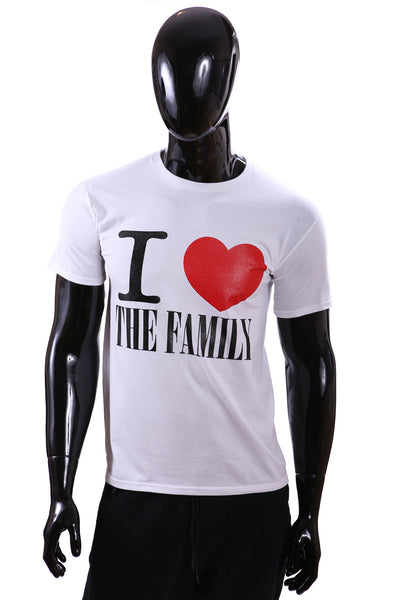 I Love The Family T-Shirt