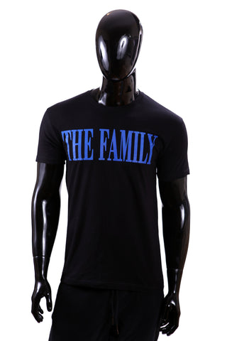 """The Family"" Classic T-Shirt (Blue)"